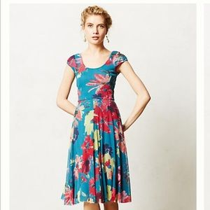 Anthropologie Quinby Dress by Weston Wear